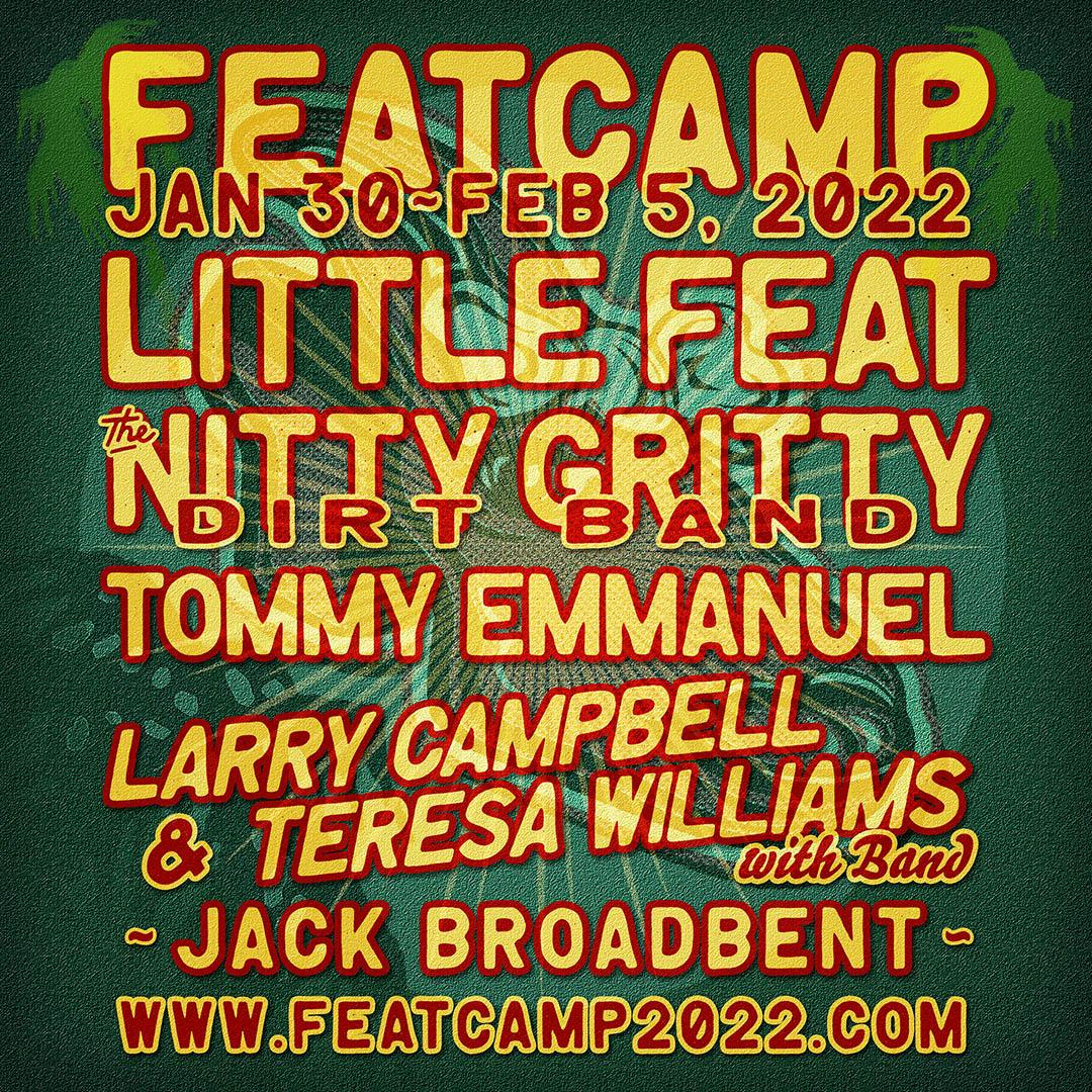 Little Feat – Featcamp 2022